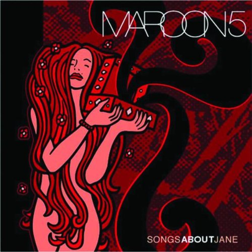 Maroon 5, Harder To Breathe, Piano, Vocal & Guitar (Right-Hand Melody)
