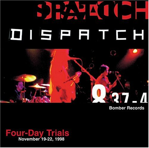 Dispatch, Cover This, Guitar Tab