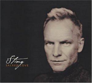 Sting, Sacred Love, Piano, Vocal & Guitar