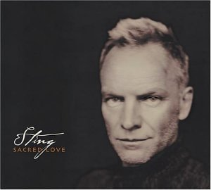 Sting, Whenever I Say Your Name, Melody Line, Lyrics & Chords