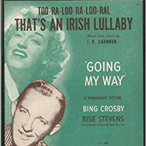 James R. Shannon, Too-Ra-Loo-Ra-Loo-Ral (That's An Irish Lullaby), Piano, Vocal & Guitar (Right-Hand Melody)