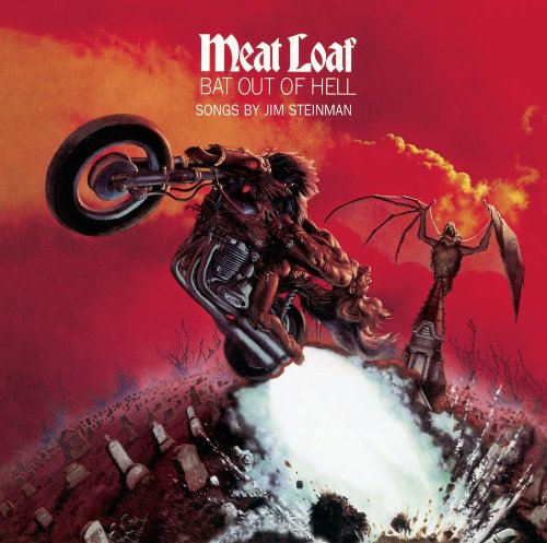 Meat Loaf, You Took The Words Right Out Of My Mouth (Hot Summer Night), Piano, Vocal & Guitar