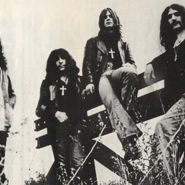 Black Sabbath, The Wizard, Easy Guitar Tab
