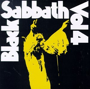 Black Sabbath, Supernaut, Easy Guitar Tab