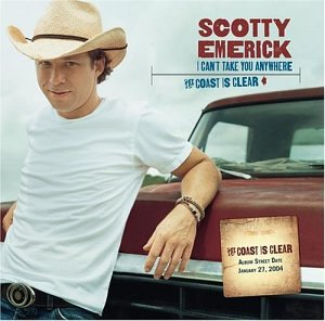 Scotty Emerick with Toby Keith, I Can't Take You Anywhere, Piano, Vocal & Guitar (Right-Hand Melody)