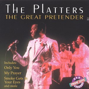 The Platters, The Great Pretender, Piano, Vocal & Guitar (Right-Hand Melody)