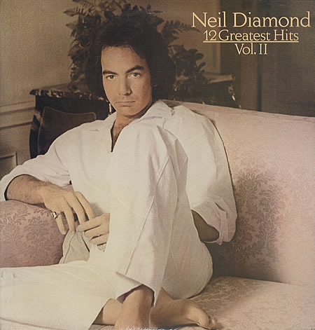 Neil Diamond, Love On The Rocks, Piano, Vocal & Guitar (Right-Hand Melody)
