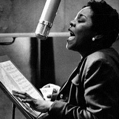 Dinah Washington, What A Diff'rence A Day Made, Piano, Vocal & Guitar (Right-Hand Melody)