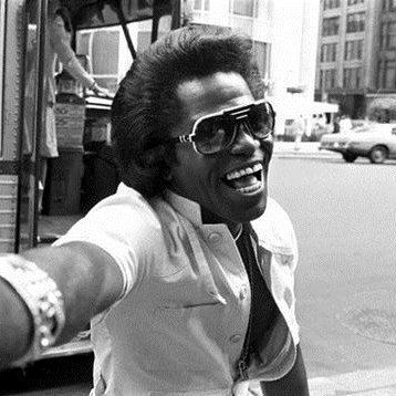 James Brown, Living In America, Piano, Vocal & Guitar (Right-Hand Melody)
