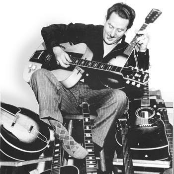 Les Paul, Indiana (Back Home Again In Indiana), Guitar Tab