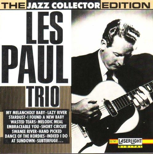 Les Paul, Lazy River, Guitar Tab