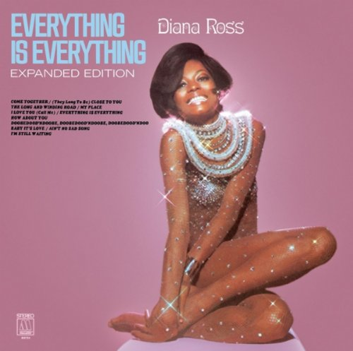 Diana Ross, I'm Still Waiting, Piano, Vocal & Guitar (Right-Hand Melody)