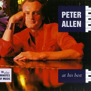 Peter Allen, If You Were Wondering, Piano, Vocal & Guitar (Right-Hand Melody)