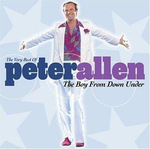 Peter Allen, I Still Call Australia Home, Piano, Vocal & Guitar (Right-Hand Melody)