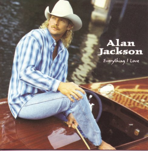 Alan Jackson, Who's Cheatin' Who, Piano, Vocal & Guitar (Right-Hand Melody)