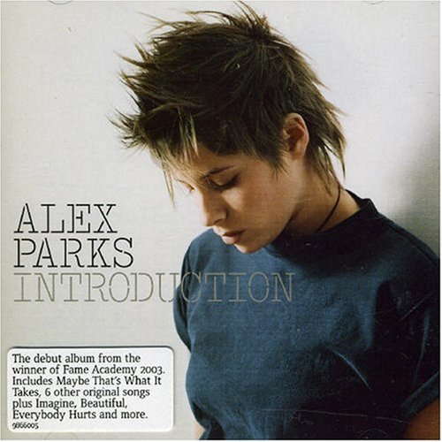 Alex Parks, Here Comes The Rain Again, Piano, Vocal & Guitar