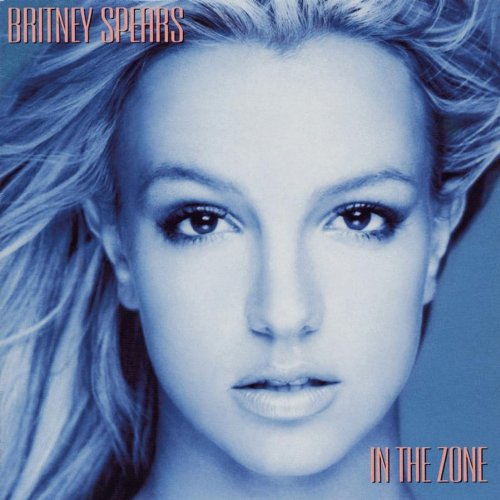 Britney Spears, Touch Of My Hand, Piano, Vocal & Guitar