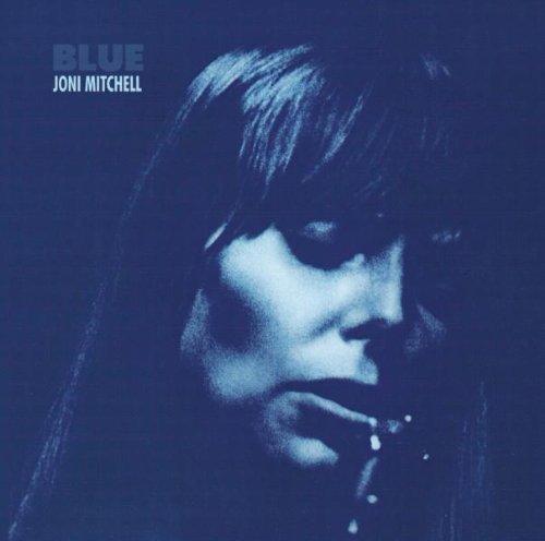 Joni Mitchell, River, Piano, Vocal & Guitar