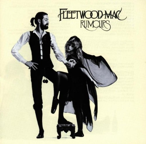 Fleetwood Mac, Songbird, Piano, Vocal & Guitar (Right-Hand Melody)