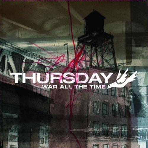 Thursday, War All The Time, Guitar Tab