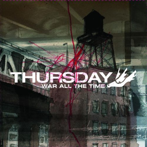 Thursday, This Song Brought To You By A Falling Bomb, Guitar Tab