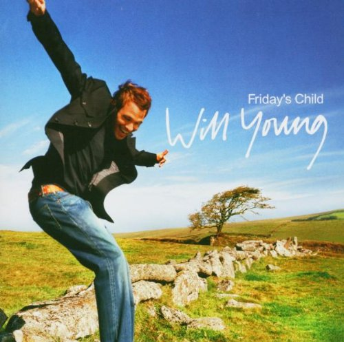 Will Young, Friday's Child, Piano, Vocal & Guitar