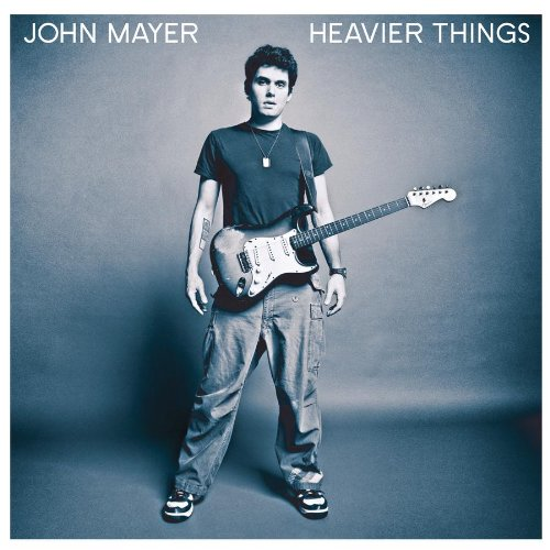 John Mayer, Wheel, Piano, Vocal & Guitar (Right-Hand Melody)
