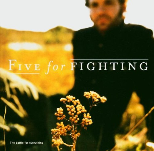 Five For Fighting, 100 Years, Piano, Vocal & Guitar (Right-Hand Melody)