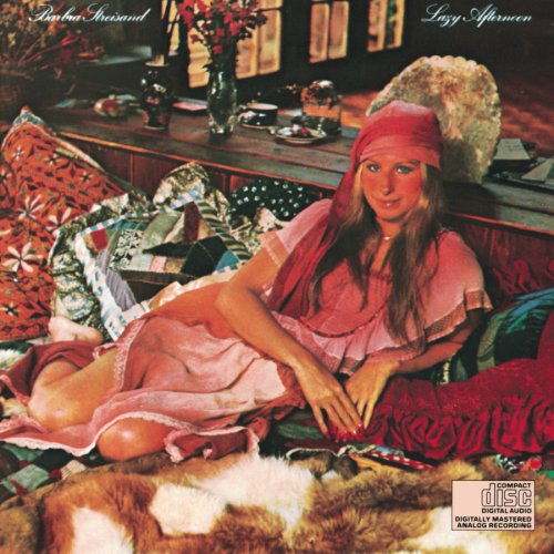 Barbra Streisand, Lazy Afternoon, Piano, Vocal & Guitar (Right-Hand Melody)