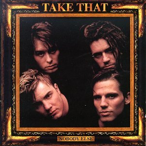 Take That, Back For Good, Piano, Vocal & Guitar