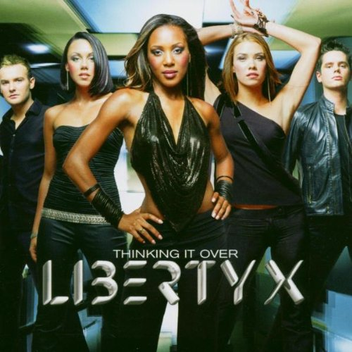Liberty X, Just A Little, Piano, Vocal & Guitar