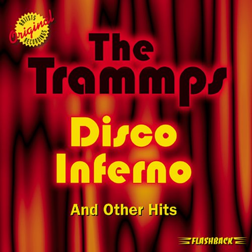 The Trammps, Disco Inferno, Guitar Tab