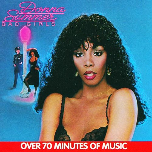 Donna Summer, Bad Girls, Guitar Tab