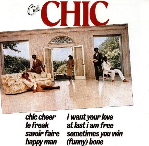 Chic, Le Freak, Guitar Tab