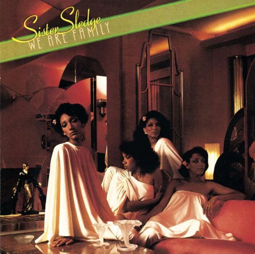 Sister Sledge, We Are Family, Guitar Tab