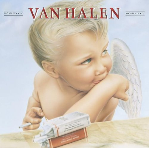 Van Halen, Jump, Piano, Vocal & Guitar (Right-Hand Melody)