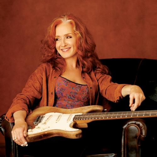 Bonnie Raitt, Love Sneakin' Up On You, Guitar Tab