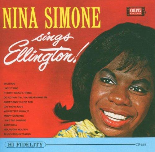 Nina Simone, Satin Doll, Piano