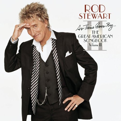 Rod Stewart, Don't Get Around Much Anymore, Piano, Vocal & Guitar
