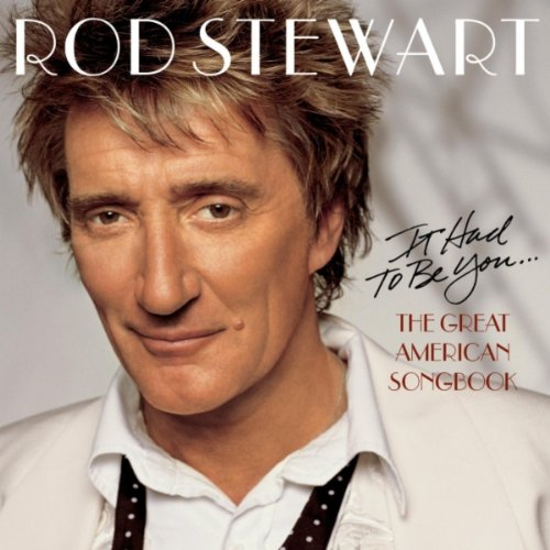Rod Stewart, That Old Feeling, Piano, Vocal & Guitar