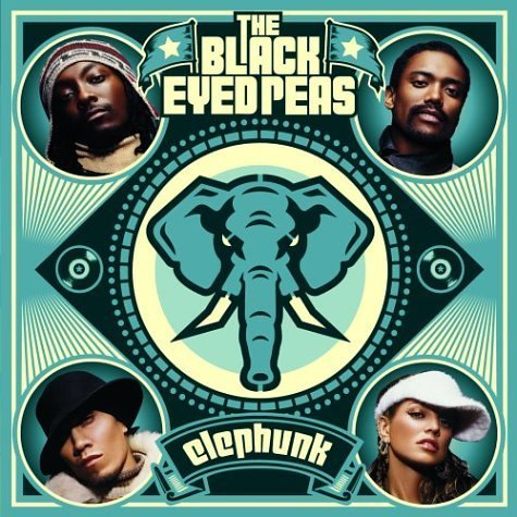 The Black Eyed Peas, Hey Mama, Piano, Vocal & Guitar (Right-Hand Melody)