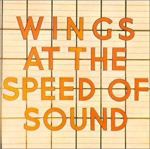 Paul McCartney & Wings, Warm And Beautiful, Piano, Vocal & Guitar