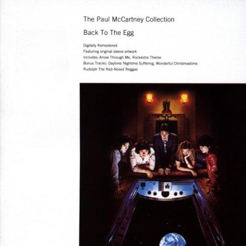 Paul McCartney & Wings, Winter Rose/Love Awake, Piano, Vocal & Guitar