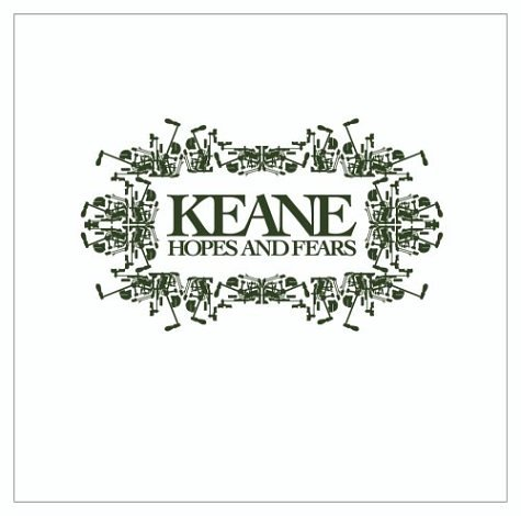 Keane, Snowed Under, Piano, Vocal & Guitar