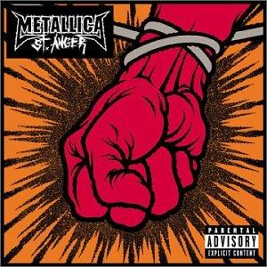 Metallica, St. Anger, Easy Guitar Tab
