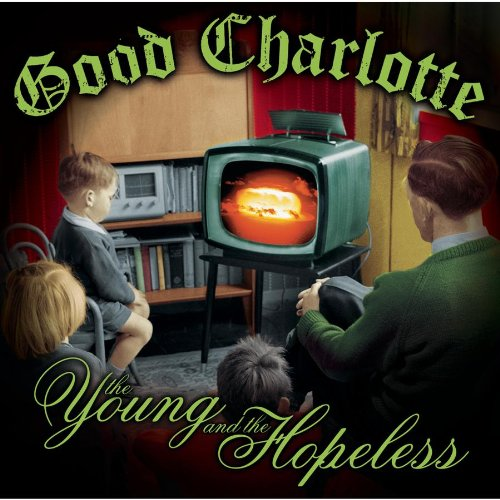 Good Charlotte, Hold On, Piano, Vocal & Guitar (Right-Hand Melody)