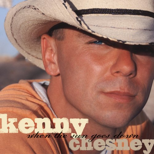 Kenny Chesney, When The Sun Goes Down, Piano, Vocal & Guitar (Right-Hand Melody)
