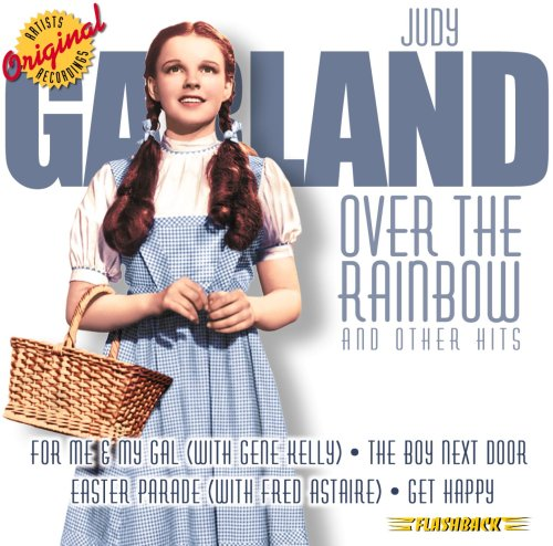 Judy Garland, Look For The Silver Lining, Easy Piano