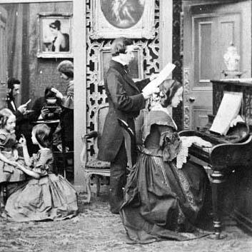 Traditional English Ballad, Scarborough Fair, Easy Piano