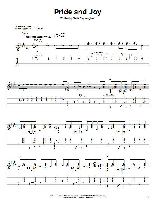Thrill Is Gone Guitar Chords Choice Image - guitar chords finger ...